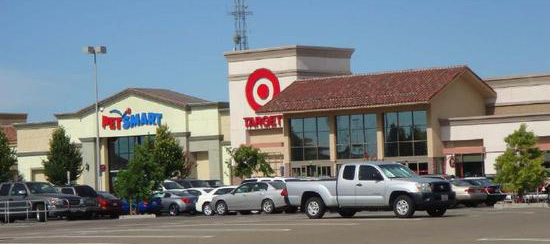 Near by stores such as Target and Petsmart stand to lose business to the Super Wal-Mart opening up across the street in Spanos Park West