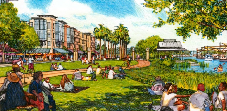 Source: 2008-2009 Waterfront and Fremont Park Neighborhood Master Plan