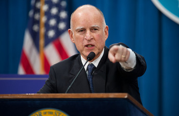 Governor Jerry Brown's decisions are increasingly more anti-city