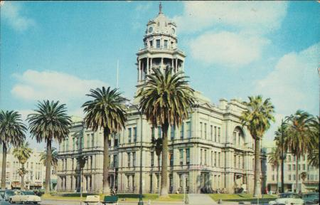 Old San Joaquin County Courthouse