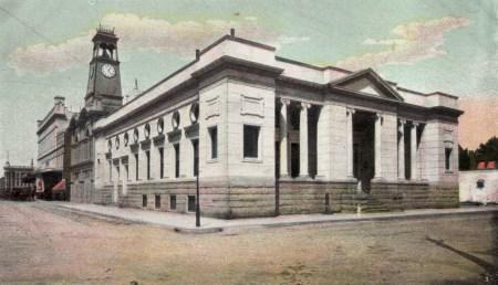 Hazelton Library