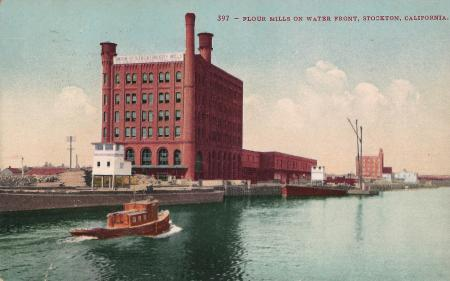 Sperry Flour Company mill
