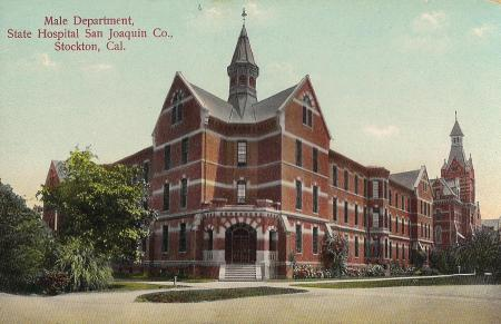State Hospital Male Department