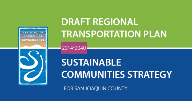 SJCOG has released it's final draft of the RTP/SCS for public comment. Residents may view the plan and provide feeback at SJCOG.org