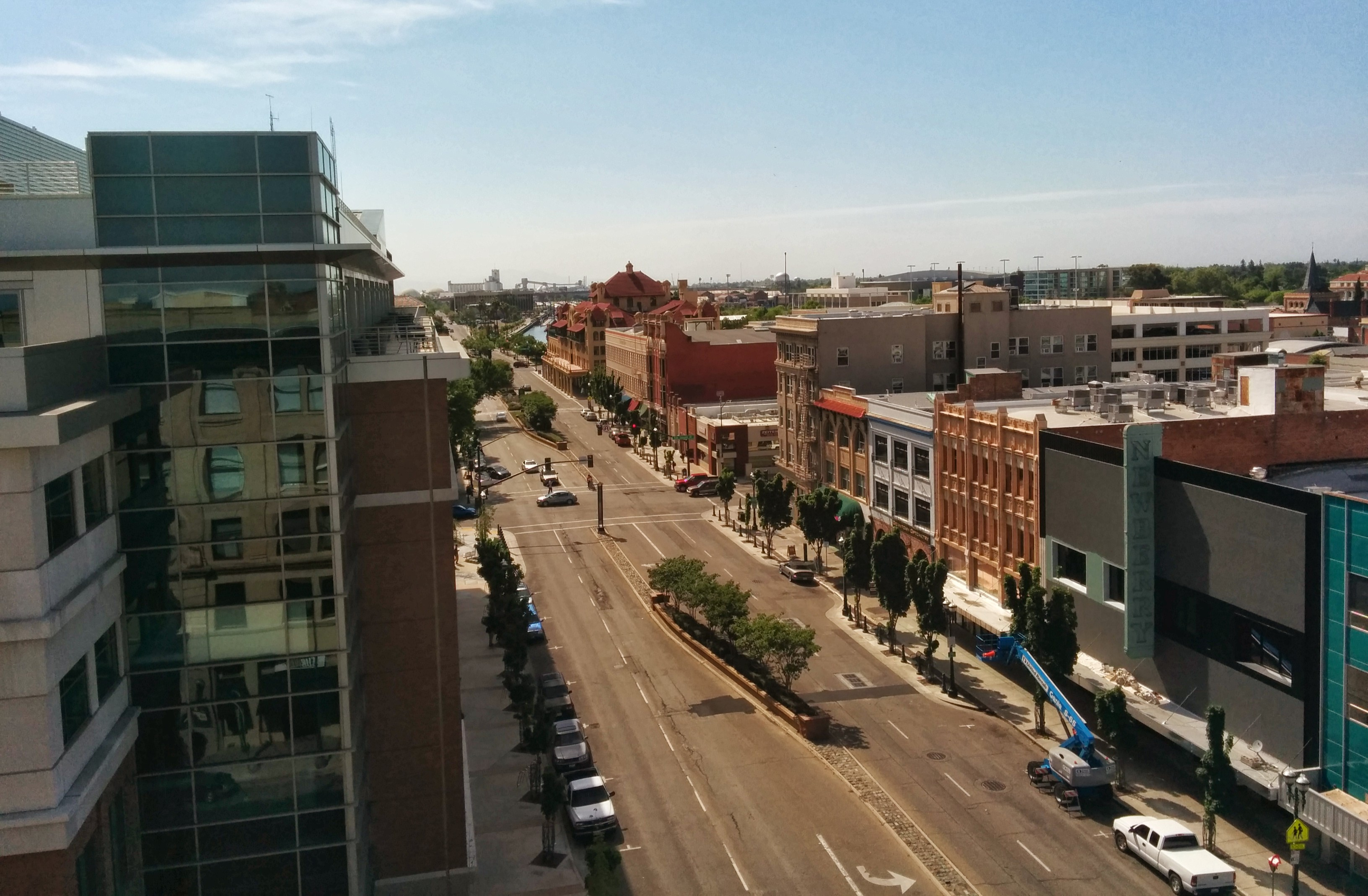 Report Provides Path For Downtown Stockton Revitalization