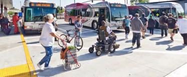 Health groups are increasingly vocal in advocating for better communities, including more transportation options