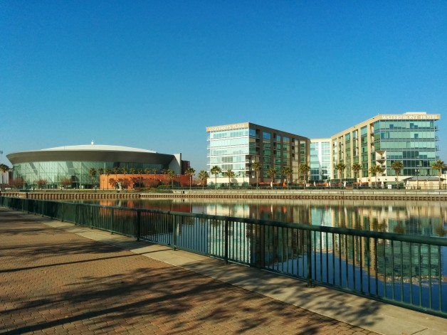 Stockton, California. Population: 300,899