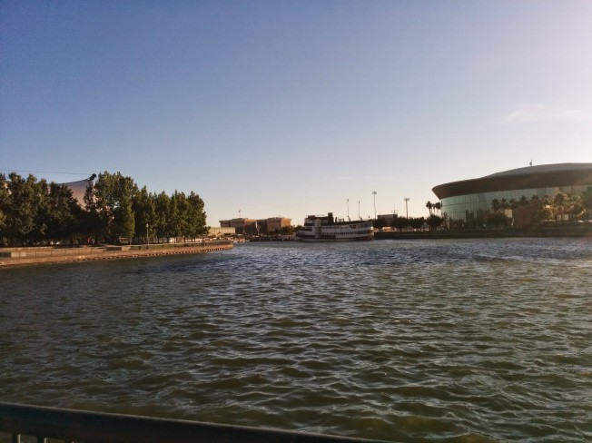 Everyone imagines that Stockton's urban renewal will happen the core of Downtown Stockton. What about the waterfront?