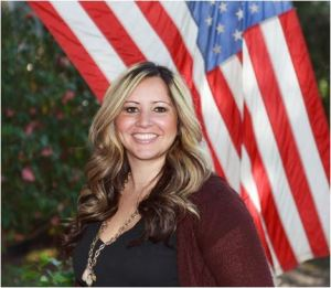Dyane Burgos Medina is running for reelection in Stockton's 5th district.