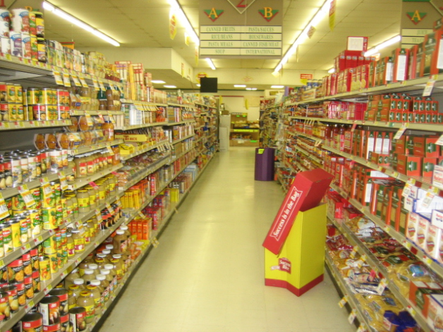 Does Downtown Stockton need a grocery store?