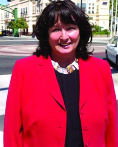 Cindi Fargo is the new CEO of the Downtown Stockton Alliance.