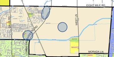 Planning Commissioners have also elected to include Bear Creek East as an established neighborhood, even though this development was rejected by the same commission members earlier this year.