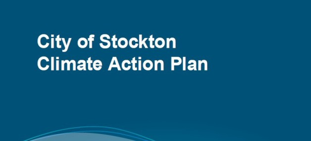 The 482 page Climate Action Plan aims to cull Stockton emissions by the year 2020