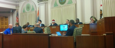 The city council unanimously approved Grand View Village on Dec. 16th