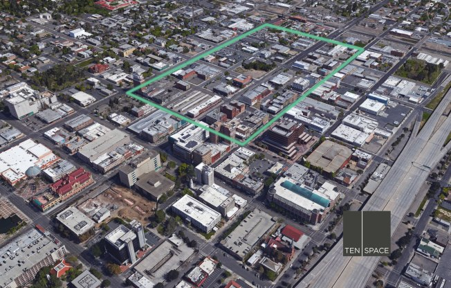 Ten Space's Open Window Project proposes to transform a 15 block area of Downtown Stockton